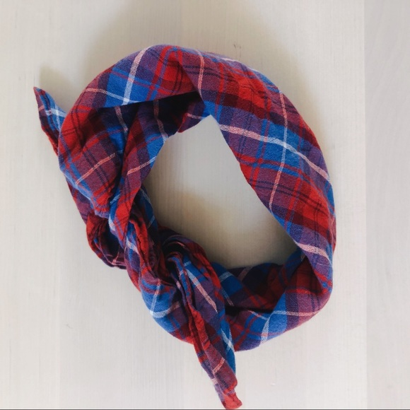 American Eagle Outfitters Accessories - Plaid bandana